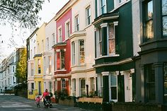 Notting Hill, London, England