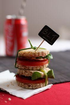 mini sandwiches revisités
