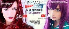 Kagi Nippon He ~ Anime Nippon-Jin: Cinematic Cosplay 2015 - São Paulo, Brasil, 13 de ...