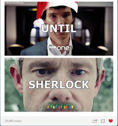 Mr. Moffat, I do believe we need another teaser trailer. Just a quick shot of sanity to make us to the Christmas special?