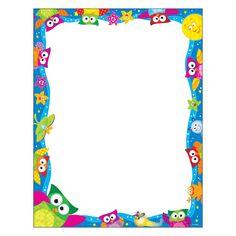 Owl Theme Classroom, Classroom Design, Classroom Borders, Classroom Teacher, Kindergarten Classroom, Classroom Ideas, Fun Awards, Notes To Parents, Paper Owls