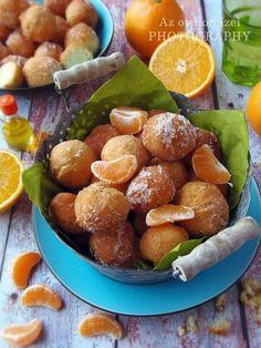 Farsang ideje van és ilyenkor fánkot süt az egész világ. A castagnole (jelentése: kicsi gesztenye) tipikus olasz k...
