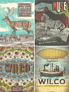 40+ Cool & Inspiring Poster Designs | GoMediaZine
