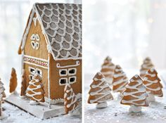 Gingerbread House by Parigote