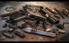 Colt 1911 by ABiator.deviantart.com on @deviantART