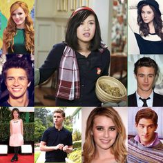 Dream Cast for To All The Boys I've Loved Before by Jenny Han