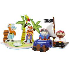Pirates of the Tub Bath Toy - Educational Toys Planet