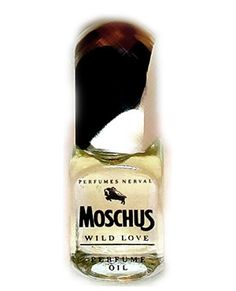 Musk love - Moschus Wild de Love Sophie Nerval   My absolute fave oil! I own this one which I bought in Hungary! And I also have Indian Love in a spray bottle.