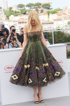 Nicole Kidman. The Killing Of A Sacred Deer photocall - May 22 2017