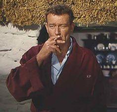 "John Wayne as ""The Quiet Man"" The Quiet Man, League Of Extraordinary Gentlemen, John Wayne Movies, Maureen O'hara, Favorite Movie Quotes, Hollywood Men, Tv Westerns, Diy For Men, Looks Cool"