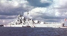 """HMS """"Hood"""" - sent to do a battleship's job against Bismarck with disastrous results."""
