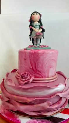 gorjuss cake 1 Rolls, Sweets, Cake, Desserts, Food, Tailgate Desserts, Deserts, Goodies, Buns