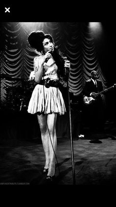 Gran voz, Amy Winehouse