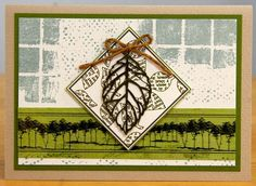 Club Scrap Creates: Trees Greetings To Go Guest Artist