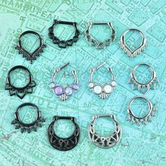 Limited Time Only - Special Value Pack Quantity: 12 pieces (1 piece in each style pictured) Gauge: available in 16g...