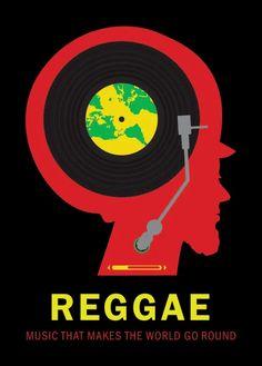 Reggae: Music that makes the World go round