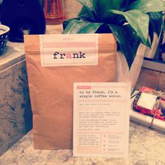 Worth the hype? FRANK Body Scrub (Original)   ~ Oz Product Junkie ~ review caffeine scrub