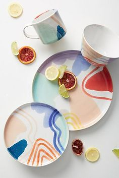 Georgi Dinner Plate