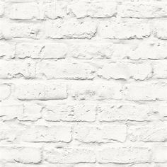 Walls Republic R370 Contemporary Faux Brick Industrial Chic Brick Wall Wallpaper