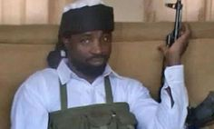 "Nigeria : le chef du groupe islamiste Boko Haram ""probablement décédé"", selon l'armée - 21/09/2014 - http://www.camerpost.com/nigeria-le-chef-du-groupe-islamiste-boko-haram-probablement-decede-selon-larmee-21092014/?utm_source=PN&utm_medium=Camer+Post&utm_campaign=SNAP%2Bfrom%2BCamer+Post"