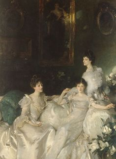 The Wyndham Sisters: Edwardian grand manner