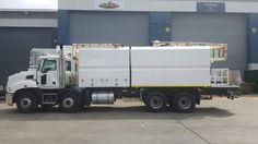 Mack Granite Lube Truck