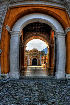 La Antigua Guatemala - Iglesia El Calvario