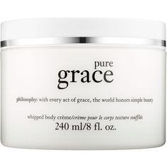 Philosophy Pure Grace Whipped Body Crème found on Polyvore