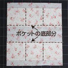 バッグインバッグの作り方   簡単かわいいハンドメイド - 無料型紙 -   BEE FACTORY