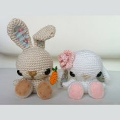Mesmerizing Crochet an Amigurumi Rabbit Ideas. Lovely Crochet an Amigurumi Rabbit Ideas. Crochet Gratis, All Free Crochet, Crochet Patterns Amigurumi, Love Crochet, Crochet Dolls, Amigurumi Tutorial, Crochet Things, Diy Crochet, Crochet Ideas