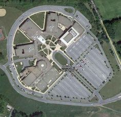 Pennsylvania High School Totally Looks Like A Millenium Falcon