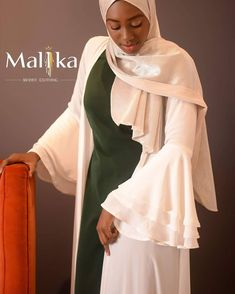 Muslim Fashion, Hijab Fashion, Fashion Outfits, African Wear, African Fashion, Hijab Dress, Mode Hijab, Ankara Styles, Mode Inspiration