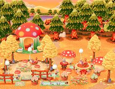 Precious Tips for Outdoor Gardens - Modern Animal Crossing Wild World, Animal Crossing Pocket Camp, Animal Crossing Game, Happy Home Designer, City Folk, Filthy Animal, Winter Camping, New Leaf, Campsite