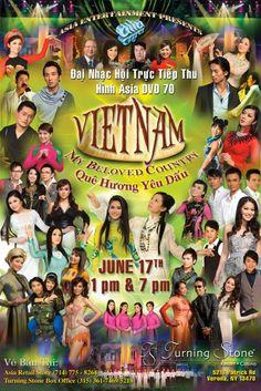 THẾ GIỚI ÂM NHẠC: Asia 70 : Việt Nam, Quê Hương Yêu Dấu (2012) [DVD9...