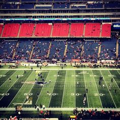 Gillette Stadium in Foxborough, MA Patriots Game, Gillette Stadium, New Adventures, New England Patriots, To Go, Places, Sports, Hs Sports, Sport
