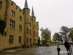 Hohenzollern.- Castillo