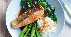 This flavoursomel salmon dish is the perfect midweek meal - it's quick, healthy and budget-friendly too.