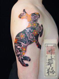Hare-Tattoo4.jpg 338×450 pixels
