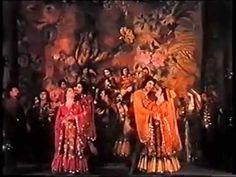 """""""ROMA"""" - Cygański Zespół Pieśni i Tańca  1 . Film"""