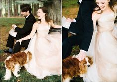 Virginia Mountain Wedding // Fine Art Film Photography