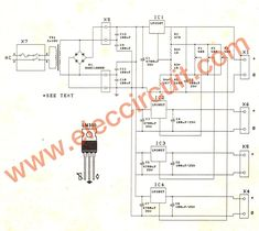 0 45v 8a dc switching power supply circuit regulovan zdroje the schematic diagram of rf immune power supply ccuart Choice Image