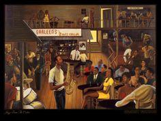 africanaart.com/Pictures/ernest-watson-jazz-from-the-cellar