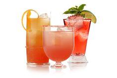 Preppy drinks upgraded: madras, sea breeze and Brighton Beach breeze