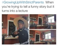Growing Up With Strict Parents - Album on Imgur