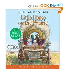 Little House On The Prairie (audio cd)