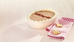 """Kuchenschablone """"Hüftgold"""" von La Papeterie auf DaWanda.com"""