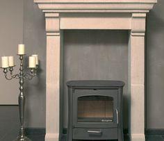 traditional wood-burning stove SCHOUW ORANGE Kal-fire