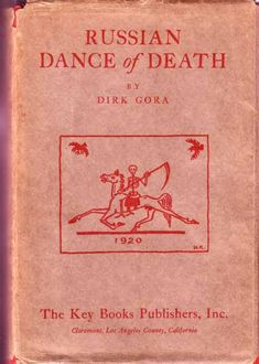 Russian Dance of Death. Claremont, California: The Key Books Publishers, Inc. First Edition. Book Cover Design, Book Design, Dance Of Death, Long Books, Typography Layout, Book Layout, Magazine Design, Editorial Design, Book Publishing