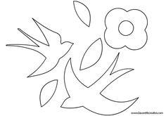 printemps Felt Animal Patterns, Stuffed Animal Patterns, Art For Kids, Crafts For Kids, Diy Quiet Books, Wall Hanging Crafts, School Murals, Butterfly Crafts, Paper Stars