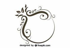 Annata rotondo design elegante